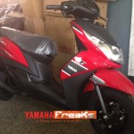 Yamaha Ray Z to have only minor cosmetic changes. Pics & Specs