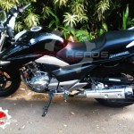 2013 Suzuki Inazuma aka GW 250 Spotted in Goa