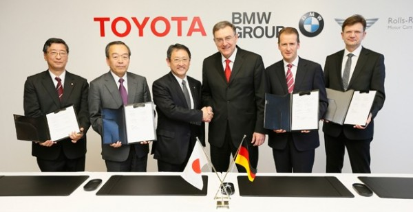 Toyota BMW sportscar could make a Tokyo Motor Show debut this year
