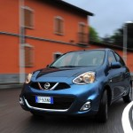 New Europe/India spec 2013 Nissan Micra facelift: Details and Images