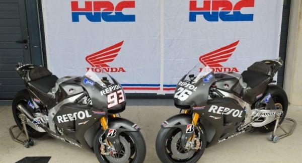 2014 Honda RC213V 1 600x324 New 2014 Honda RC213V MotoGP contender unveiled