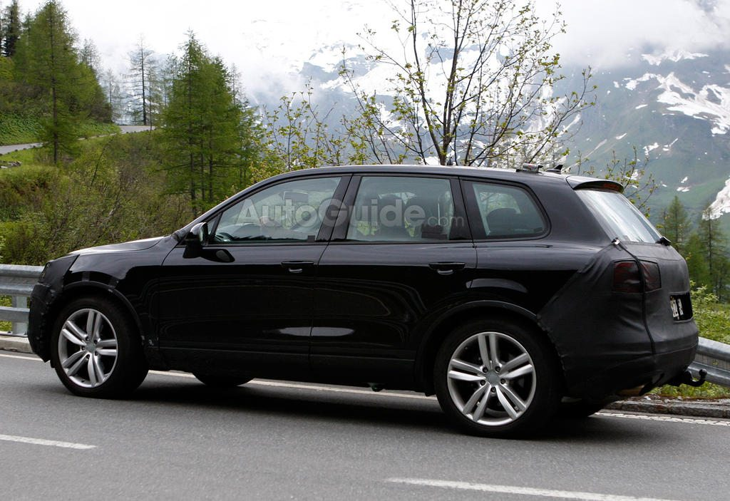Volkswagen Touareg 2014 - новый …