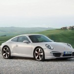 Porsche unveils 50th Anniversary Limited Edition 911