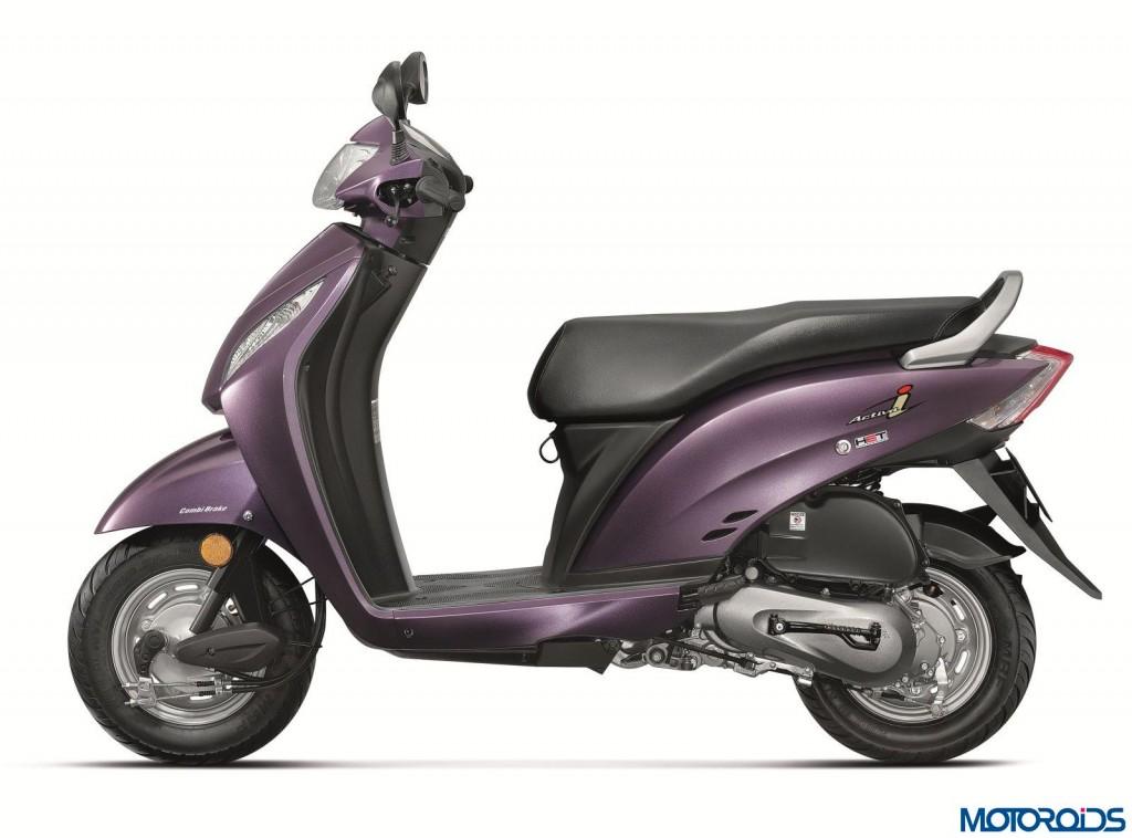 Honda Activa-i base variant launched @ INR 44,200