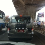 Ashok Leyland Stile MPV spotted again. Launch soon
