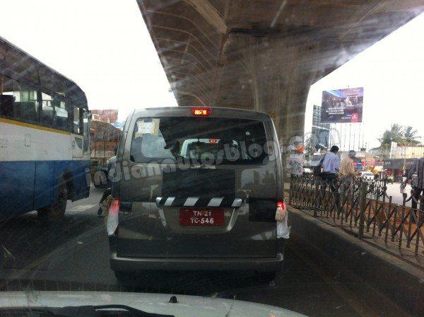 Ashok Leyland Stile MPV spotted again. Launch soon