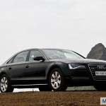 Audi A8L 4.2 TDI India review: Sinners' Paradise