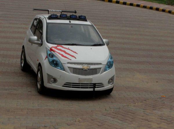 "Rahul reviews his Chevrolet Beat (D). Calls it "" The Exquisite & Tough BEAT """