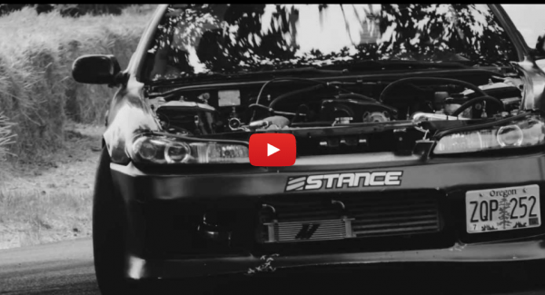 The most beautiful car drift video ever?