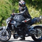 Ducati Monster 1198 spotted testing