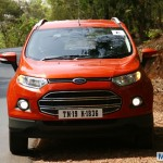 Ford EcoSport India launch tomorrow
