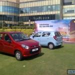 Maruti Suzuki Alto 800 VXi launched @ INR 3.36 lakhs