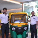 Bajaj unveils new range of RE Auto-rickshaws
