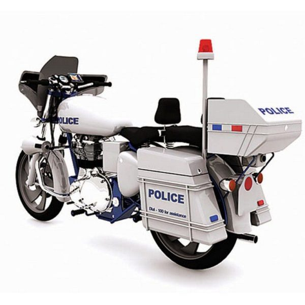 Mumbai Police to Get Customized Patrol Bikes With Modern Gizmos