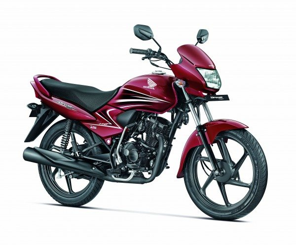 2013 Honda Dream Yuga with HET launched @ INR 45101
