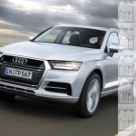 Second generation 2016 Audi Q5 to look meaner, more angular