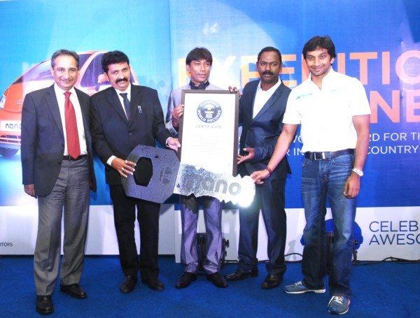 Tata Motors celebrates two iconic Nano expeditions