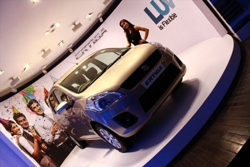 Maruti Suzuki Ertiga CNG launch could happen next week