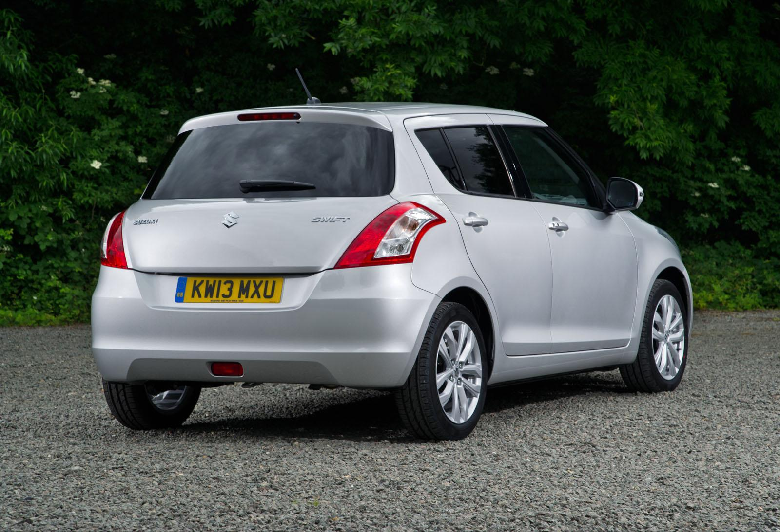 New 2013 Suzuki Swift facelift details and prices revealed | Motoroids