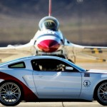 2014 Ford Mustang GT USAF Thunderbirds Edition takes inspiration from F-16s