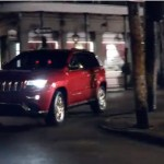 Check out the India bound 2014 Jeep Grand Cherokee TVC