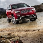 New 2014 Jeep Grand Cherokee launched in Romania