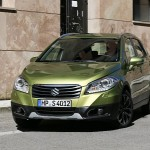 2014 Suzuki SX4 S-Cross gets Fiat Multijet. Engine specs revealed
