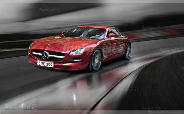 2015 Mercedes SLC Class: Renderings and Details