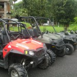 Polaris India donates five vehicles to Uttarakhand Government