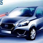 Datsun gives a glimpse of K2 hatchback. India unveil on July 15