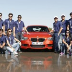 Eight lucky winners of The Dynamic 1 Experience contest will drive the all-new BMW 1 Series in Germany.