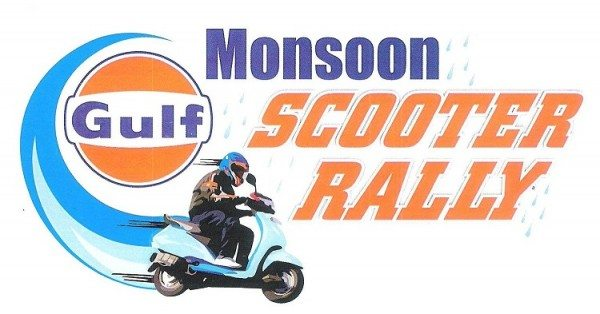 Gulf Monsoon Scooter Rally 2013 to be held on June 7
