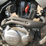 Hero MotoCorp developing a new 250cc engine. A 100cc and a 110cc also in pipeline