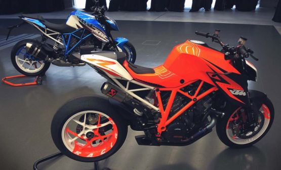 US dealerships have high hopes with upcoming KTM 1290 Super Duke R Patriot Edition