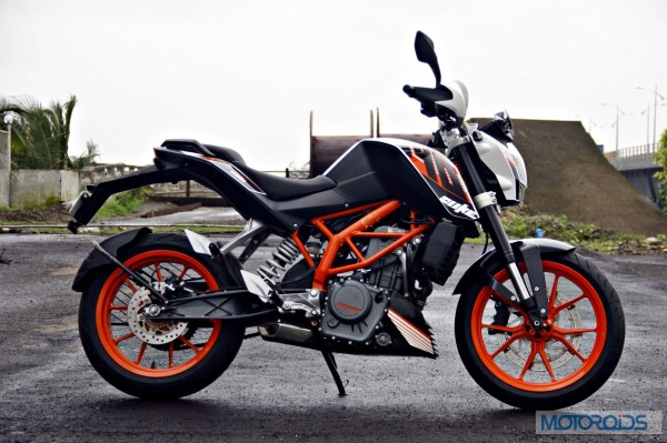 KTM 390 Duke India road test review (18)