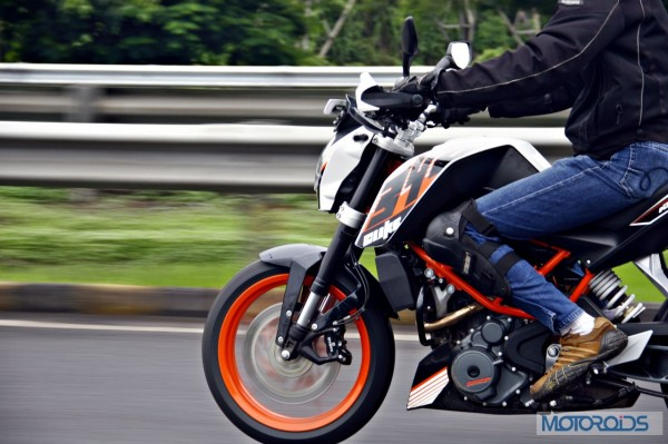 KTM 390 Duke India road test review (8)