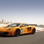 McLaren reveals track only 12C GT Sprint