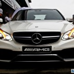 New Mercedes-Benz E63 AMG (2014) Track review: Elegant Sadism