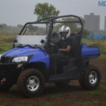 Nebula HS 800 Quick Review: We put a twin-seater ATV to test