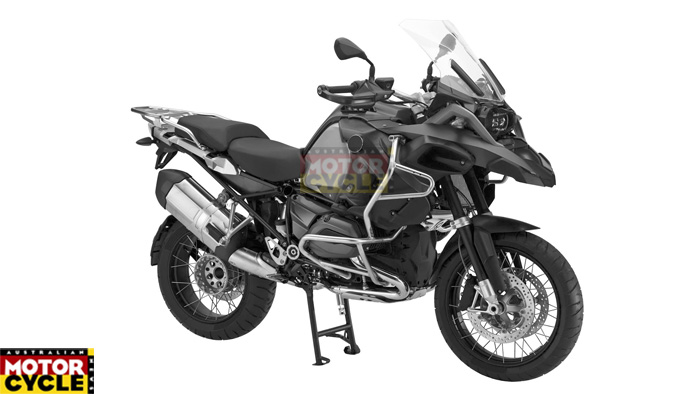 New BMW R1200GS Adventure pictures accidentally leaked