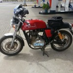 2014 Royal Enfield Continental GT 535 Café Racer to be launched in UK in September