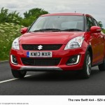 UK car market gets Suzuki Swift 4×4