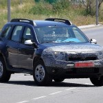Renault (Dacia) Duster facelift to bow in at Frankfurt