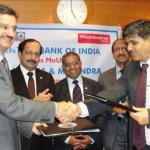 Mahindra & Mahindra enters into preferred financier tie-up with Central Bank of India for car, three-wheeler and Commercial Vehicle loans