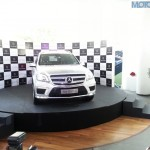 First CKD assembled Mercedes Benz GL Class to roll out of Chakan plant tomorrow