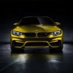 New 2014 BMW Concept M4 Coupe officially unveiled