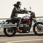 Triumph unveils the 2014 Bonneville, Thruxton and Scrambler