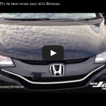 Check out the 2014 Honda Fit aka Jazz in this new Video