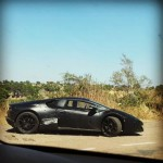 SPIED- 2015 Lamborghini Cabrera spotted testing on public roads