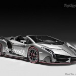 This is how the upcoming Lamborghini Veneno Roadster could look like